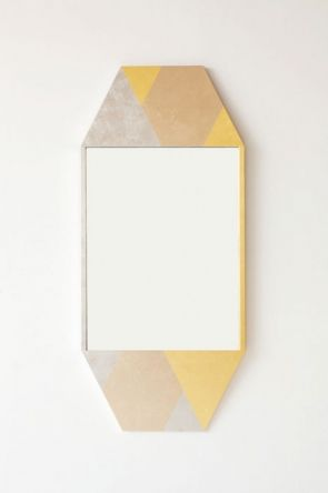 not sure I want to inquire about the price, but this is a very cool mirror...Davies Mirror (egg collective)