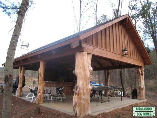 Bbq Pavilion Lewisville Tennessee