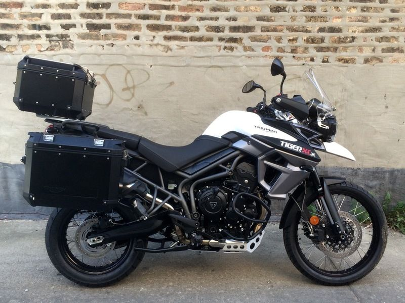 2015 Triumph Tiger 800 Xcx For Sale Chicago Il 186537 Triumph