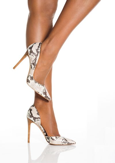 0c006d10c3b InStyle s Spring 2014 Accessories Collection At Nine West - The Sexy Pump  from  InStyle