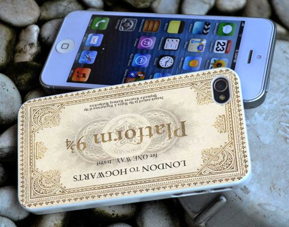 Hogwarts iPhone 4 4S iPhone 5 5S 5C and Samsung by bober2case, $14.89