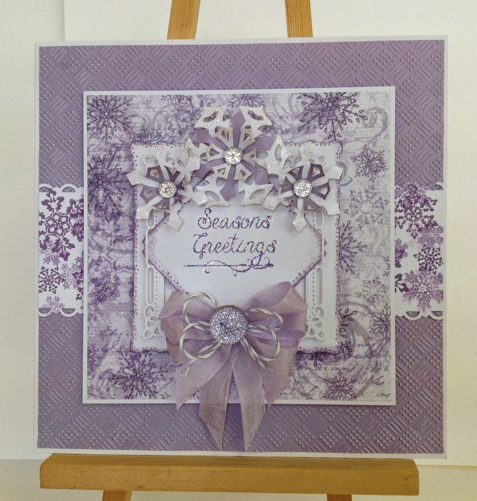Phills Crafty Place Christmas Show Card Samples One Day At A