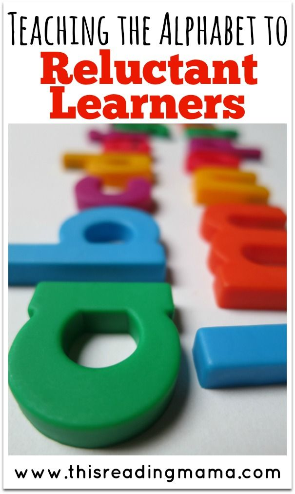 Teaching the Alphabet to Reluctant Learners ~ Tips and Ideas for Learning  to Speak your Child s Letter Learning Language  24c2d8470