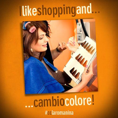 Cambia colore da @jeanlouisdavid al #cclaromanina