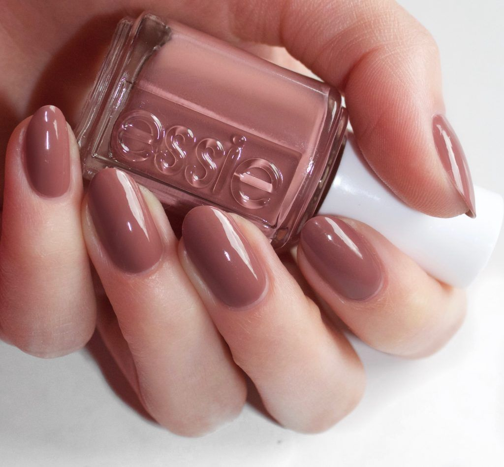 Essie Clothing Optional | Lauren\'s List | Nude Nails | Pinterest ...