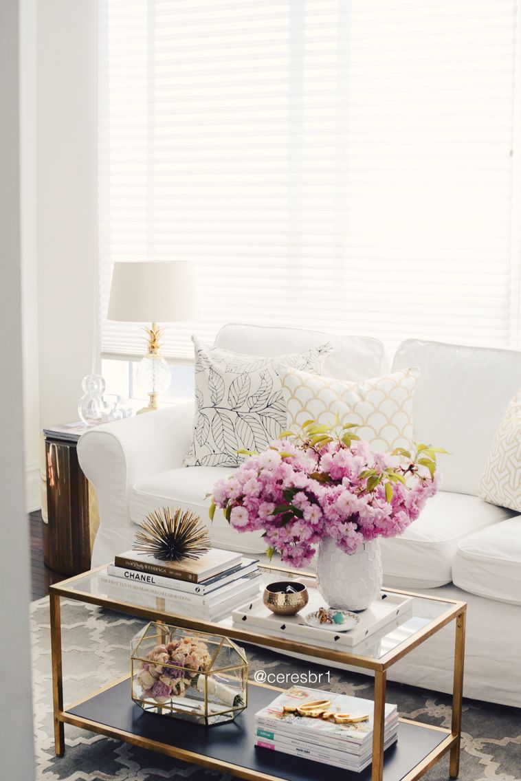 Glass Coffee Tables Commonly Found In The Home Living Room