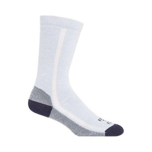 Farm To Feet Women's Madison Midweight Sock (3 pairs), Blue Fog/Us Blue