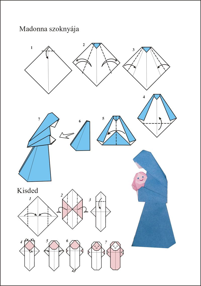 Image Result For Origami Maria Pinterest Star Wars Diagrams And Crease Patterns Starwarigami