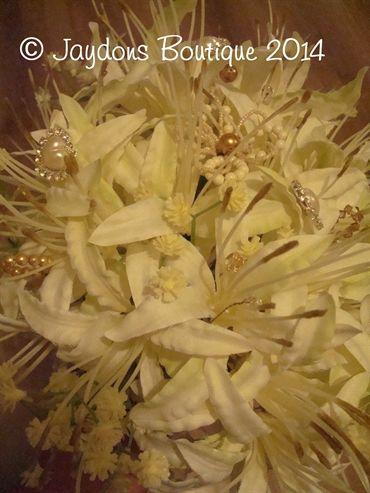 Jaydons Boutique . Nerine Bouquet
