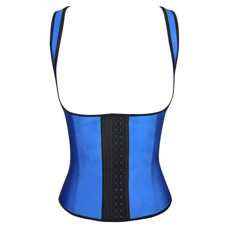 ea765060ac157 waist corsets hot shapers waist trainer body shapers waist cincher Belt  Shapers Slimming sheath latex waist trainer