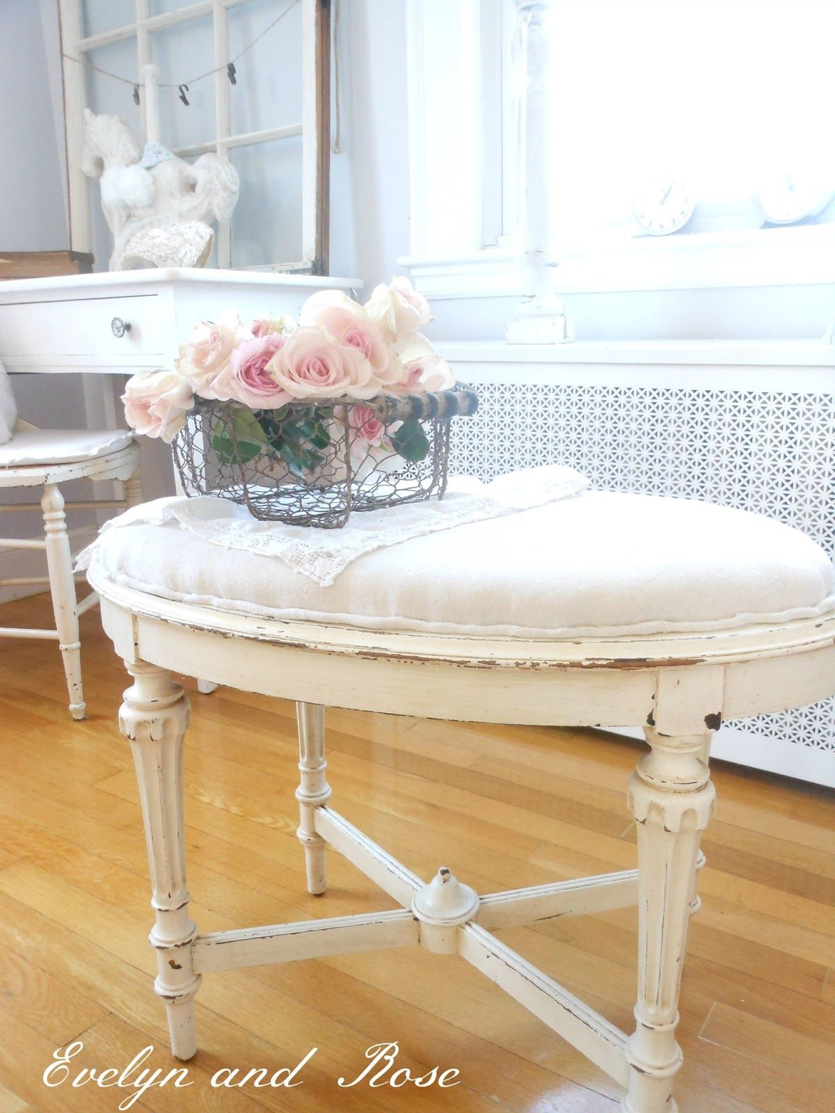 DIY: How To Repurpose A Table Into A Bench   This Tutorial Shows How To