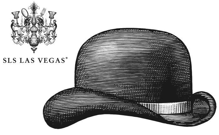SLS Las Vegas Illustrations created by Steven Noble on Behance