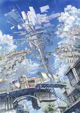 300枚超風景ファンタジックで綺麗な二次イラストまとめ高画質