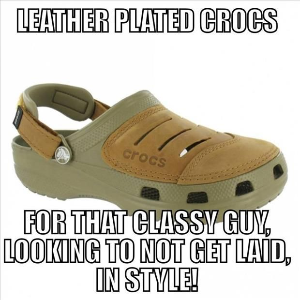 1f58dbab412b26ec793a1b93d3c8f98d leater croc shoes funny pinterest funny pictures, random and