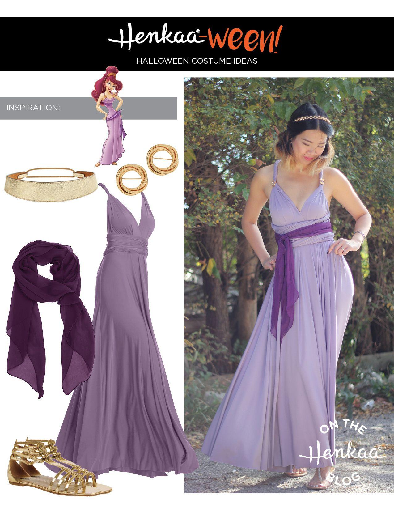 Halloween Costume - Megara | baby shower | Pinterest ...