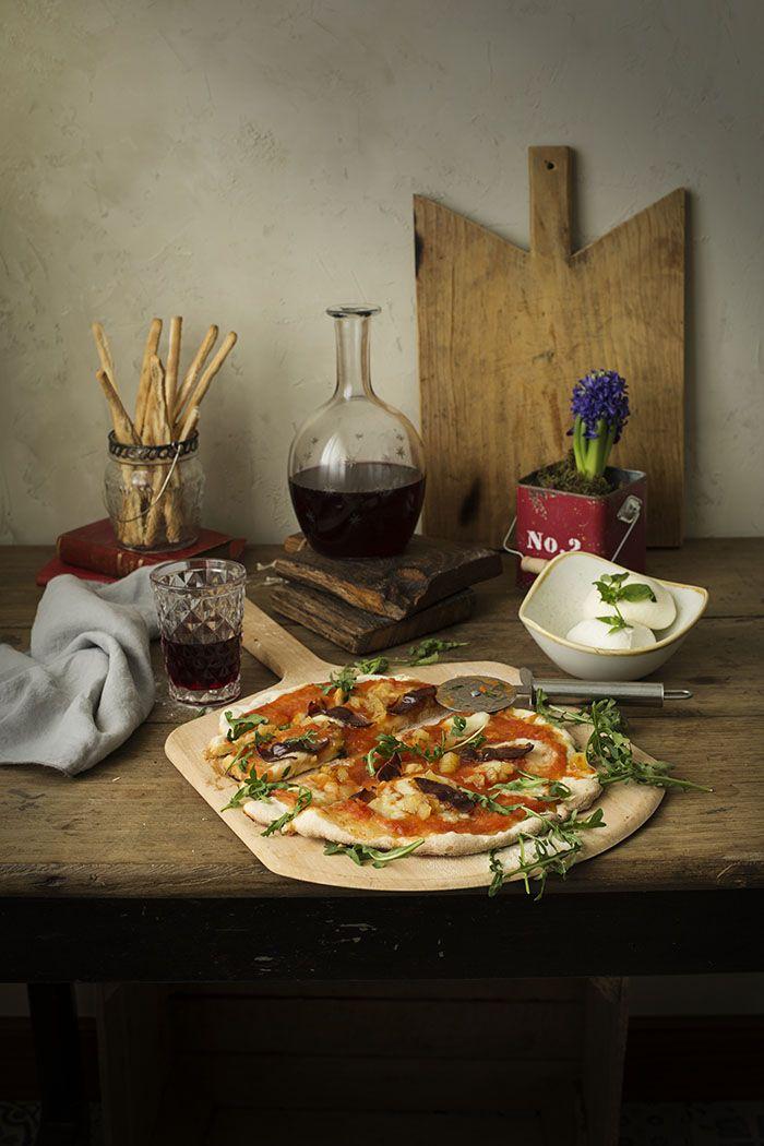La Mejor Masa De Pizza Consejos Y Paso Paso Sweet And Sour Masa Para Pizza Pizza Pizza Casera