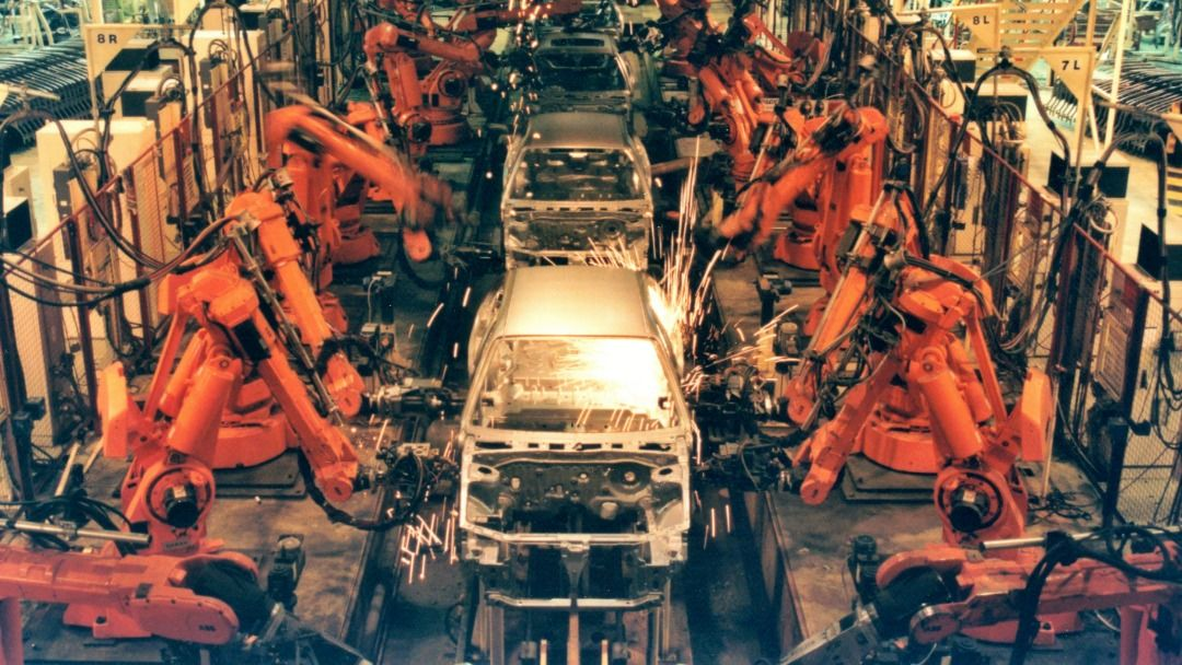 Whatever it does to people automation is going to make