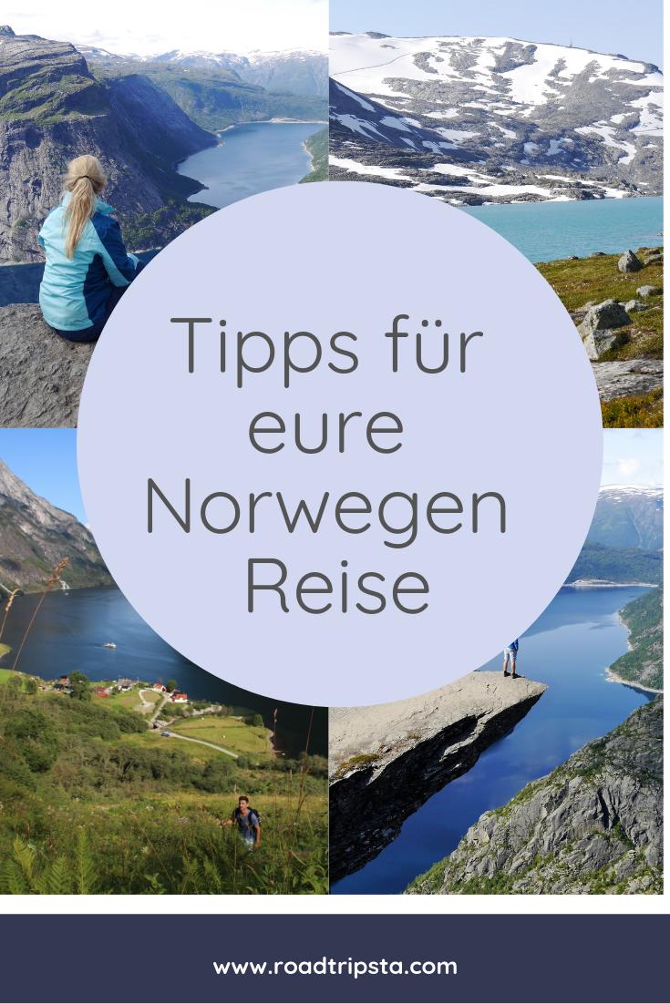 Norwegen | Tipps und Tricks für Eure Rundreise - Roads & Rivers #thegreatoutdoors