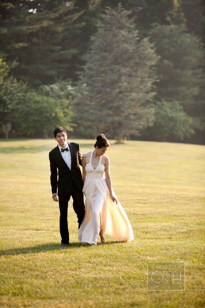 Delaware rustic chic barbeque wedding from christian oth studio