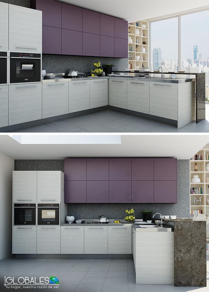 Cocina Innovika, una combinación perfecta de tecnología y diseño de ...