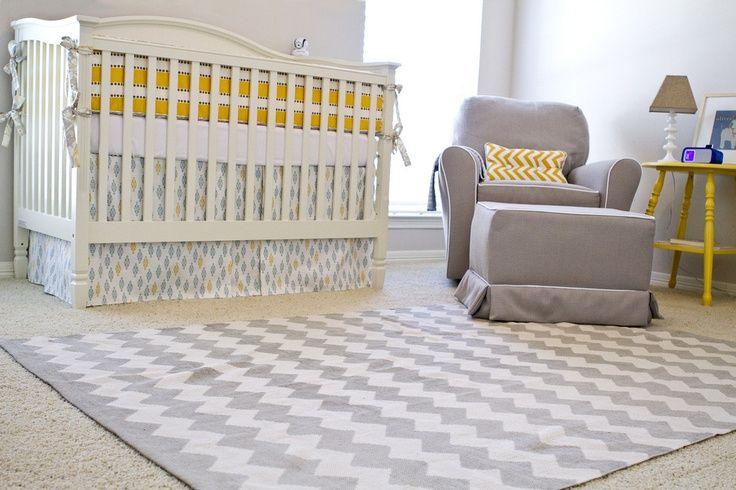 Image Result For Rug On Carpet Nursery