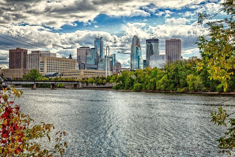 Cityscape - Minneapolis