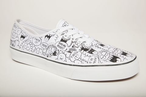 bbc0540683 Vans launches limited-edition sneakers in partnership with truth ...