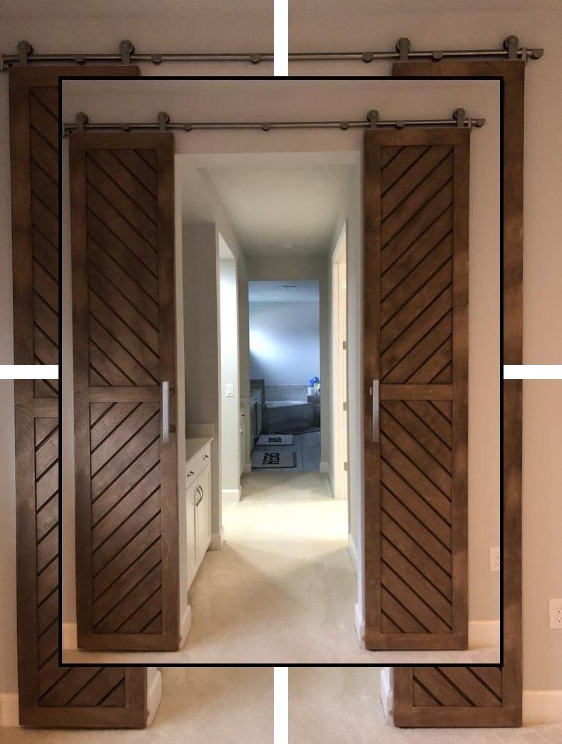 Decorative Barn Door Hardware Used Barn Door Hardware For Sale Outdoor Barn Door Track System In 2020 Barn Door Handles Barn Doors Sliding Doors Interior