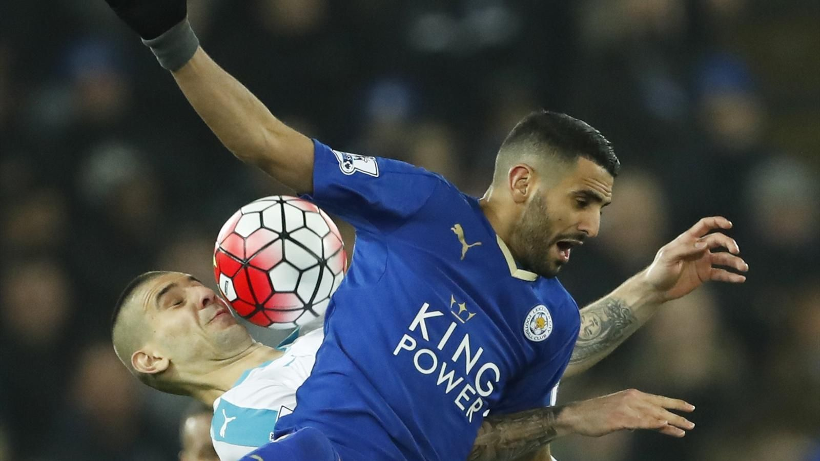 Paper Round Riyad Mahrez rejects Leicester contract as