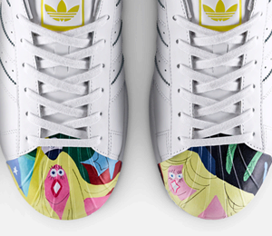 PWXADIDAS TODD JAMES SUPERSHELL WHITE