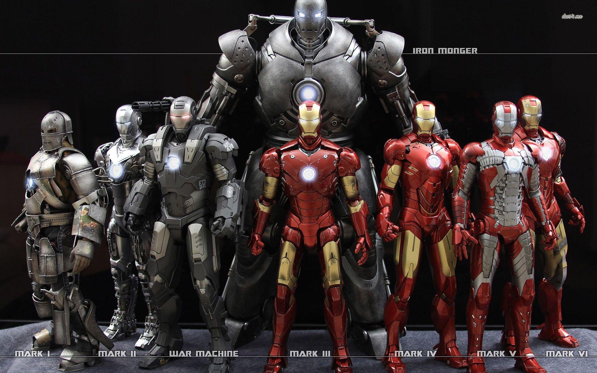 Iron Man Wallpapers Desktop Backgrounds 1024x768 3 Wallpaper
