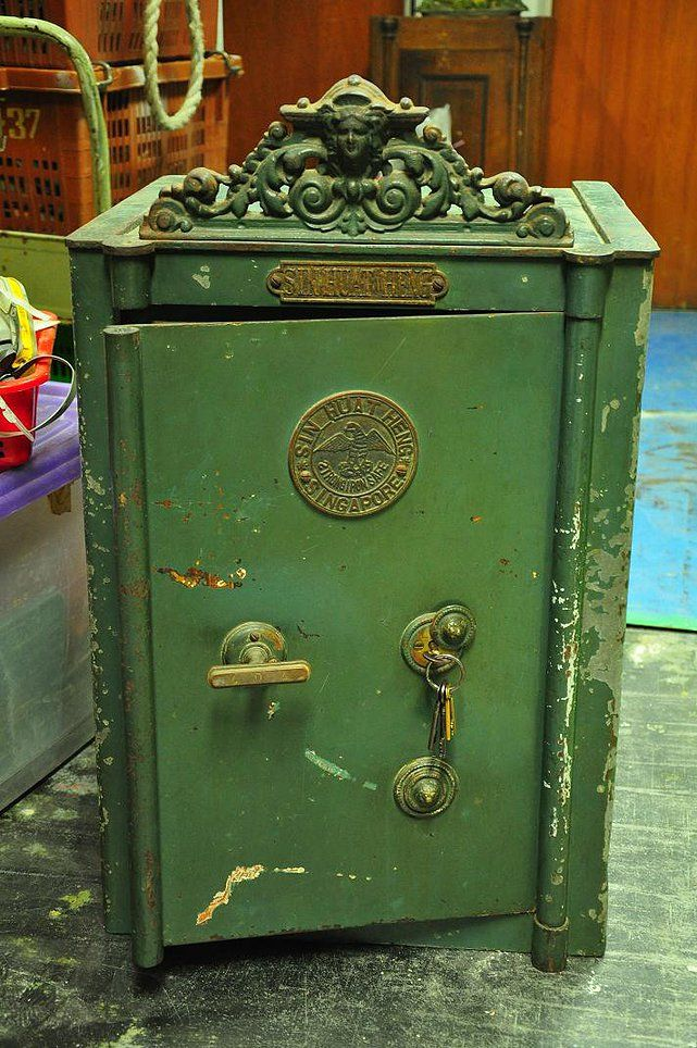 Antique Safe Hong Kong Safe Antique Safe Safe Vault Bank Safe