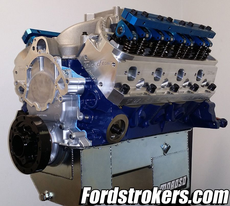363 Dart small block ford stroker engine  You can build this