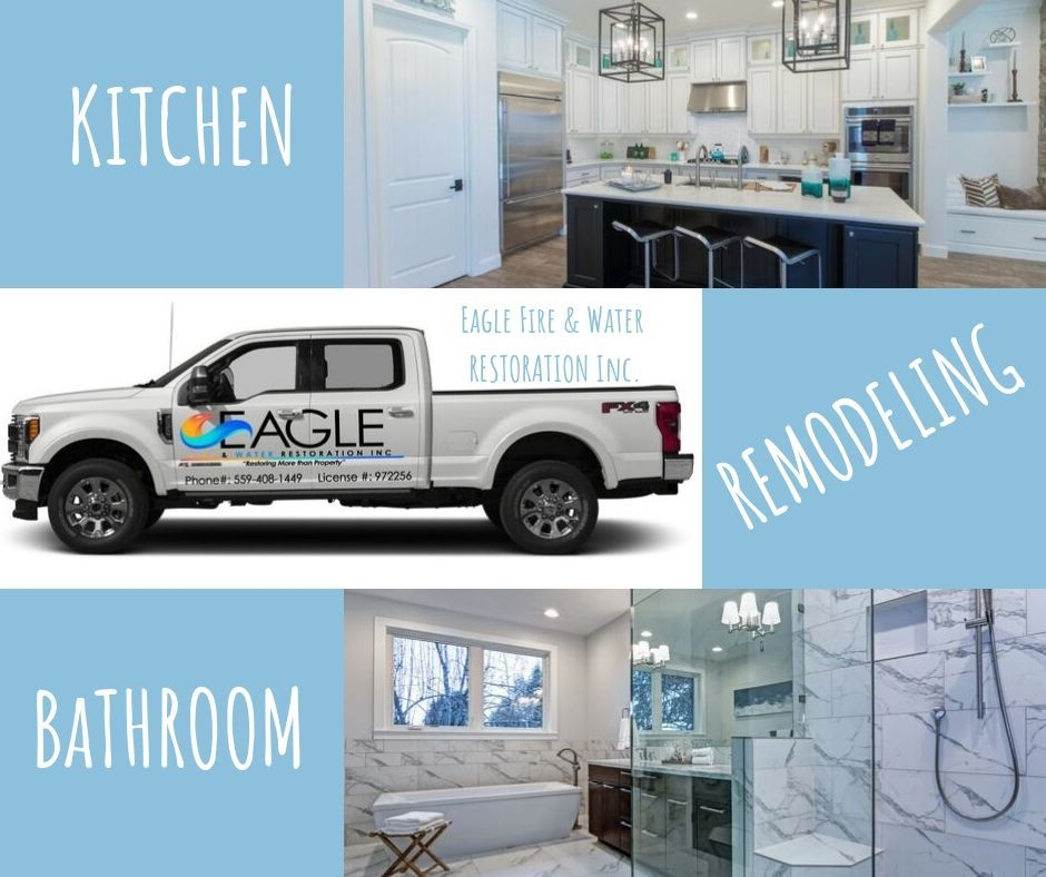 Kitchen & Bathroom Remodeling Fresno Updating your