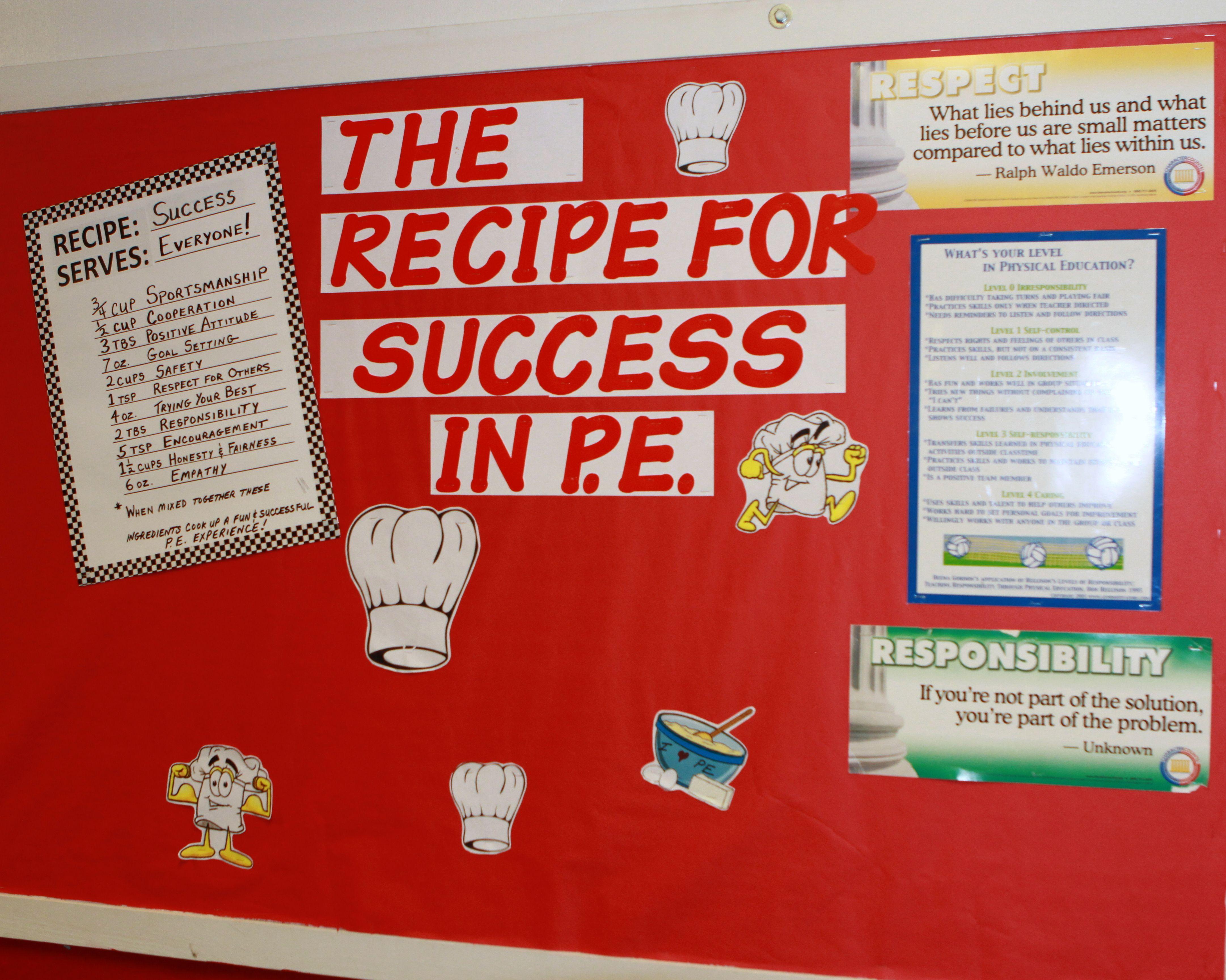 Classroom Pe Ideas : Mental health bulletin board ideas physical education