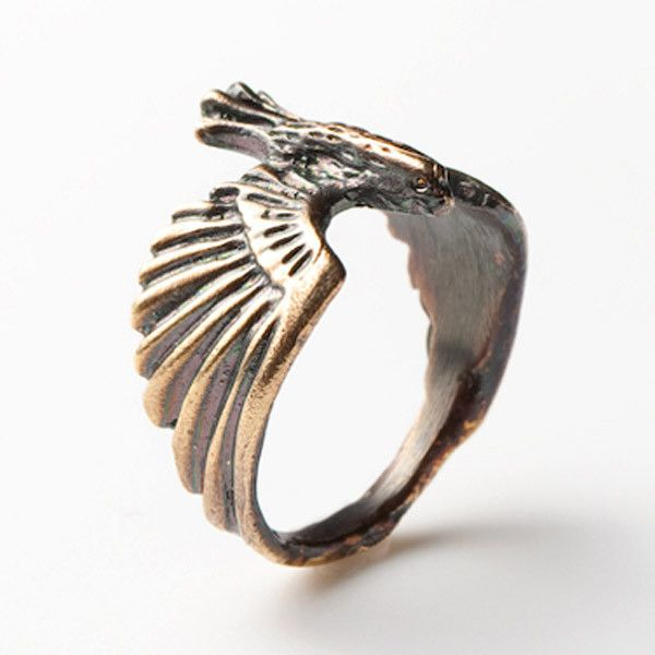 Our Hawk Ring Has Been A Best Seller For Years Unisex Available In