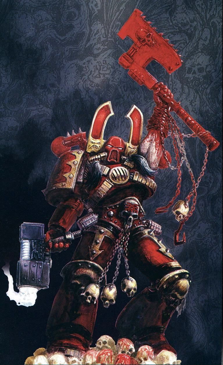 World Eaters | Warhammer 40k - Chaos | Pinterest ...