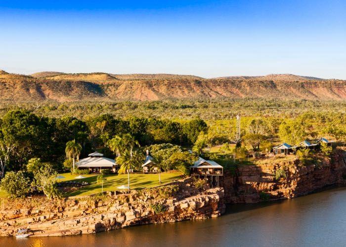 Kimberley Western Australia A Luxurious All Inclusive