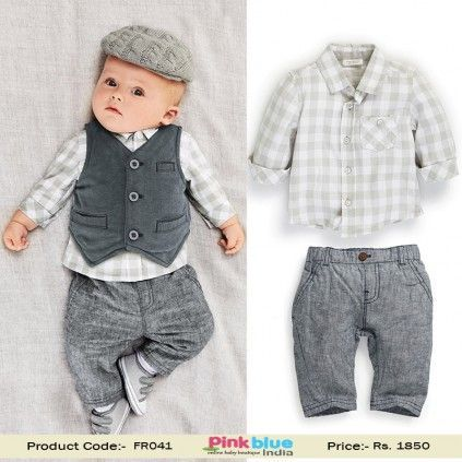 Baby Boy Formal Outfits