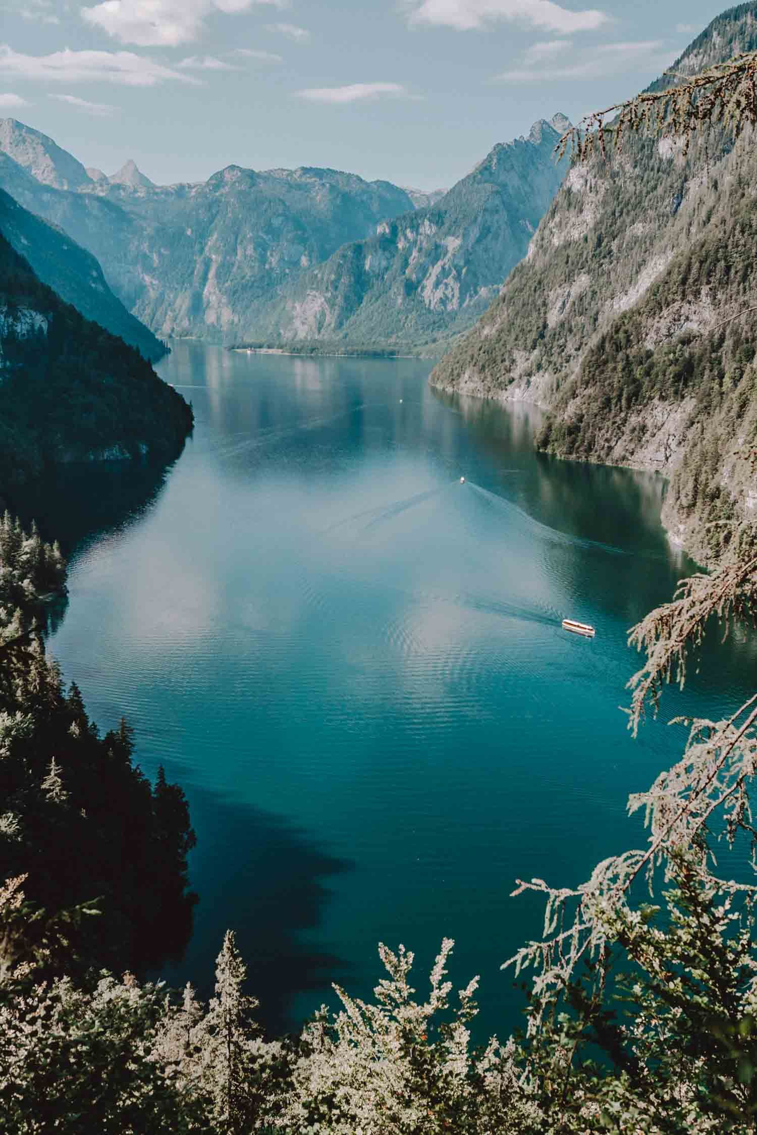 Photo of Königssee natural pool and waterfall path and the most beautiful places!