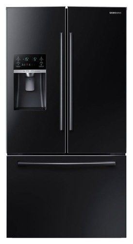 Samsung   22.5 Cu. Ft. Counter Depth French Door Refrigerator With Thru