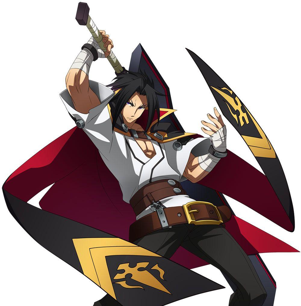 Kagura Mutsuki from BlazBlue: Chrono Phantasma   cool