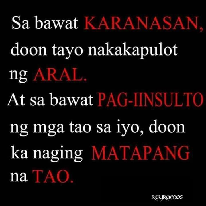 Pin by Princess Nesreen Manulon on FILIPINO QUOTES   Pinterest ...