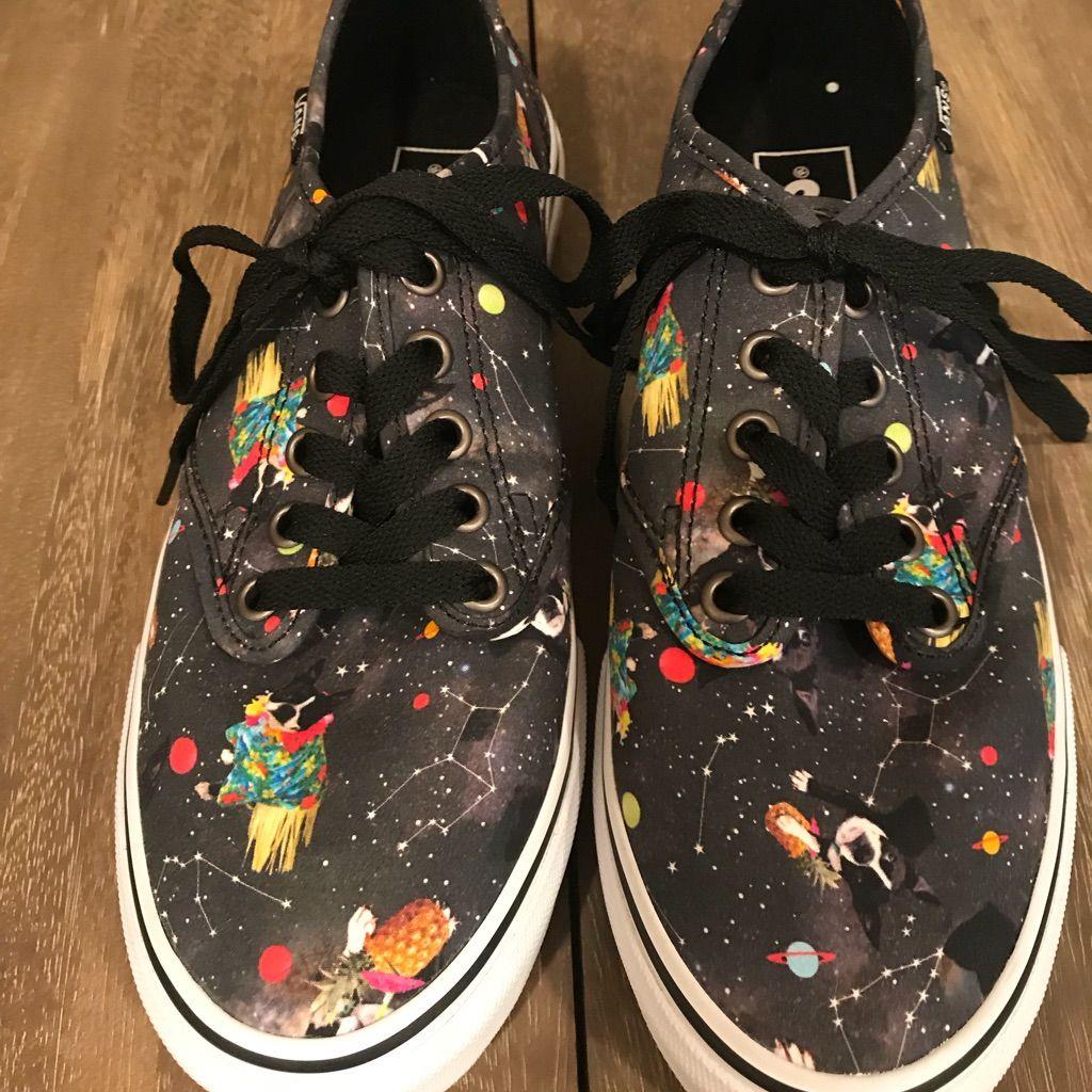 Vans Shoes | Vans Outer Space Dog Off
