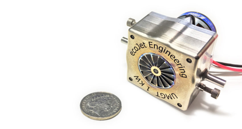 Micro gas turbine could help take homes off the grid, 2020