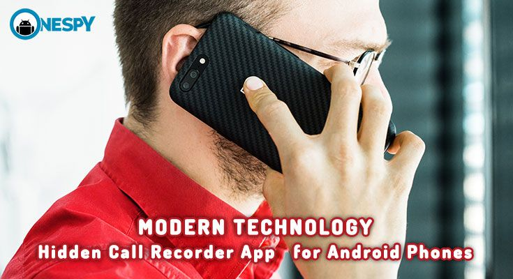 With ONESPY's hidden call recorder, record target person