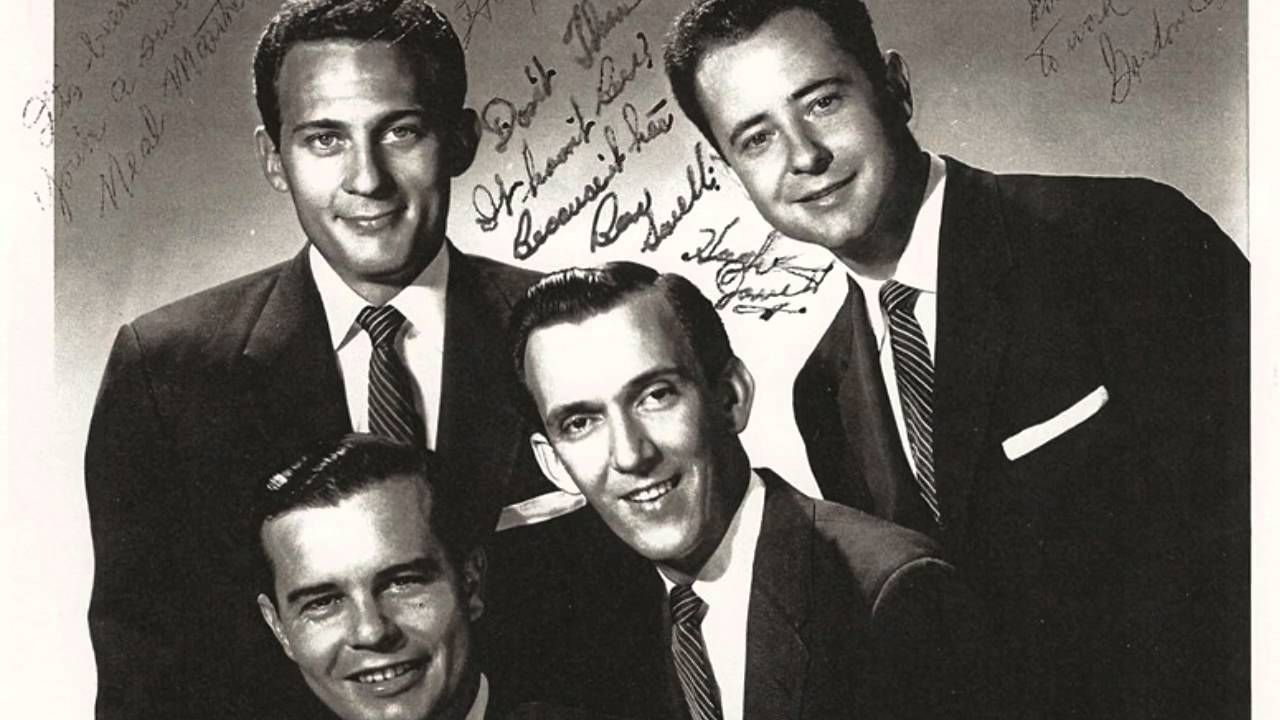 "Jean Valli/the Jordanaires ""Arthur Godfrey Talent Scouts"""