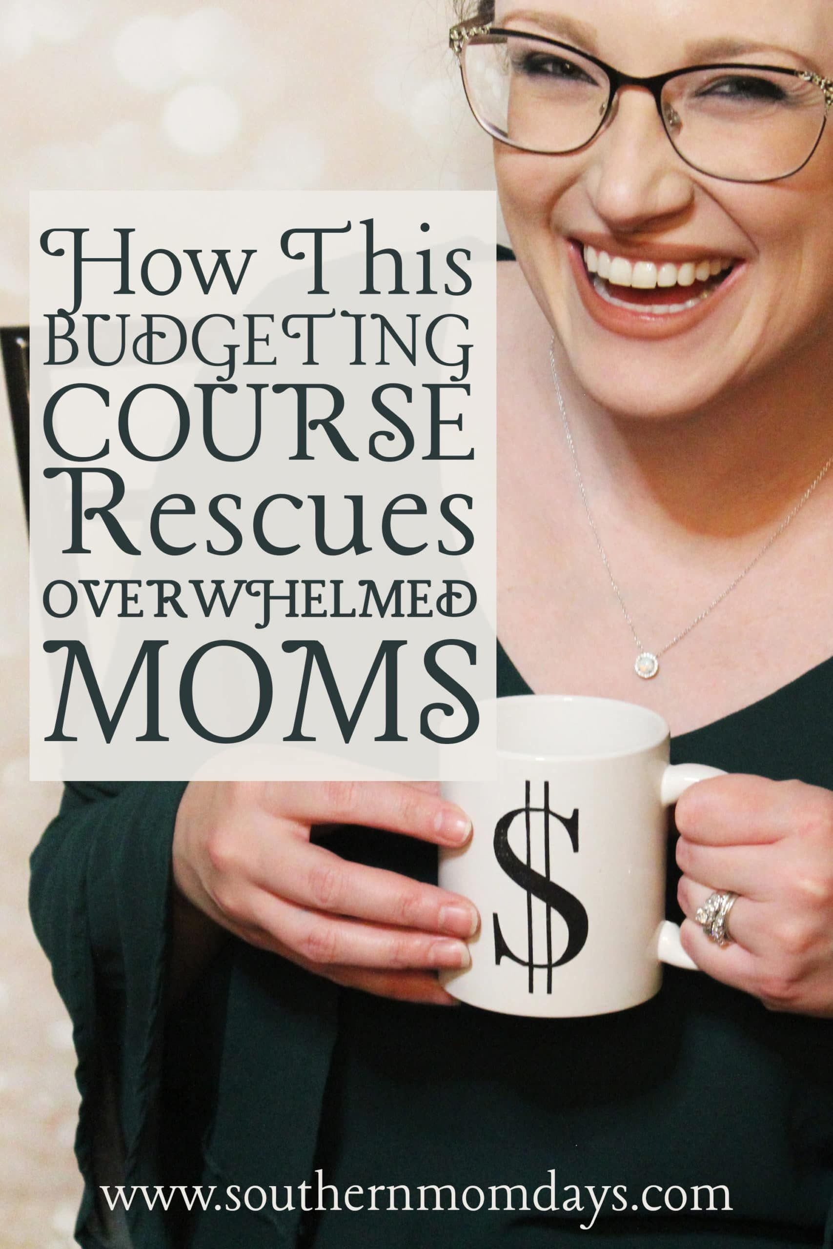 How This Budgeting Course Rescues Overwhelmed Moms