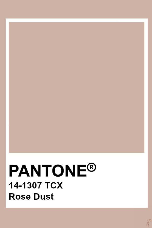 acb170d705e Pantone Rose Dust
