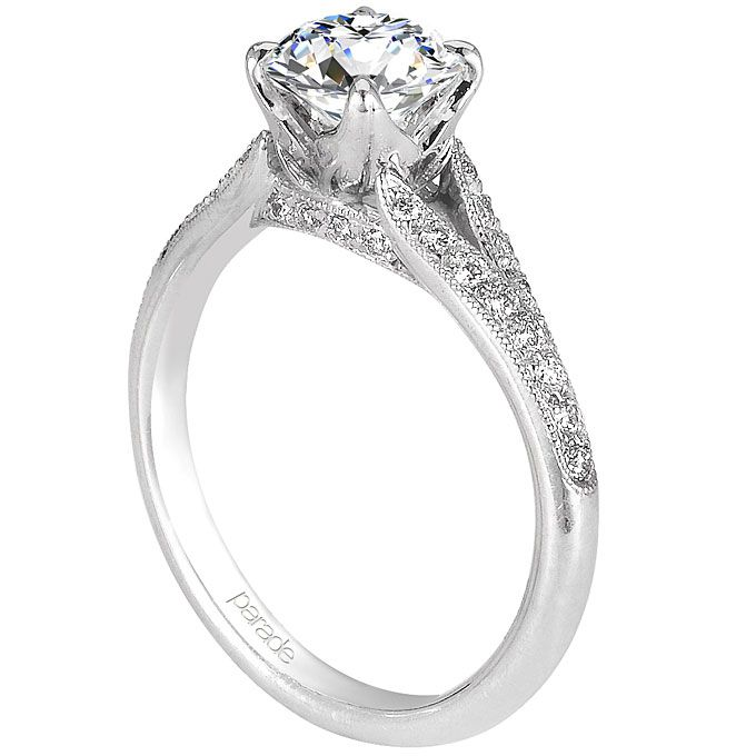 60 Classic Engagement Rings For the Timeless Bride Crown